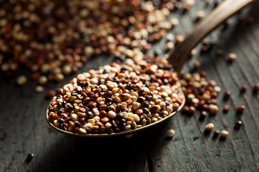 Quinoa's 'Seed Or Grain' Debate Ends Right Here