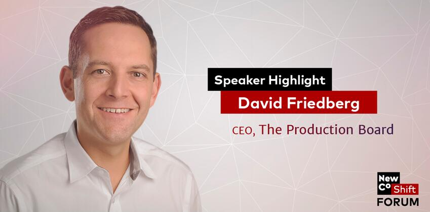 The Future of Food With David Friedberg